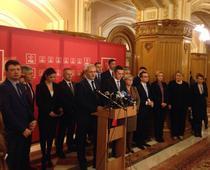 Prezentarea ministrilor PSD din Guvernul Grindeanu