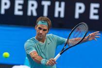 Roger Federer, la Cupa Hopman