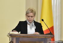 Adriana Petcu, ministrul Apelor si Padurilor
