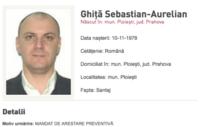 Sebastian Ghita, dat in urmarire