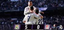 Real Madrid, inca o victorie in Primera Division