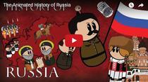 Istoria animata a Rusiei
