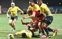 Echipa nationala de rugby a Romaniei