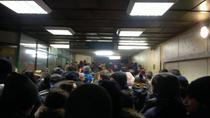 Blocaj la Metrou
