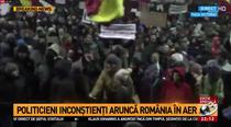 Politicieni inconstienti arunca Romania in aer