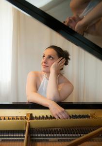Pianista Madalina Pasol