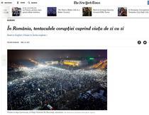 Articol in romana in NYT