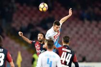 Napoli, victorie cu Genoa