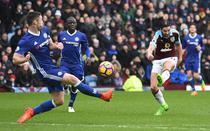 Chelsea, remiza cu Burnley