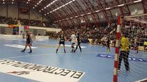 CSM Bucuresti, victorie cu Team Esbjerg