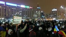 Protest Guvern 13 februarie