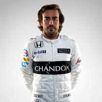 Fernando Alonso (McLaren Honda)