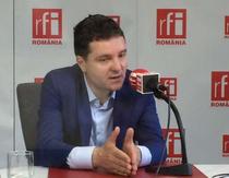 Nicusor Dan la RFI