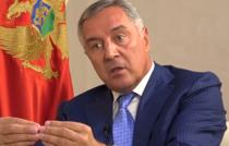 Premierul muntenegrean, Milo Djukanovici