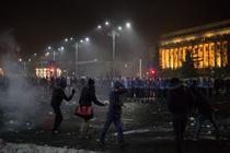 Protestele din Bucuresti