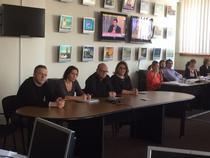 Reprezentantii Antena 3 la CNA