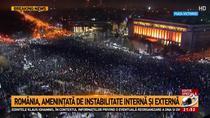 A3: Romania, amenintata de instabilitate interna si externa