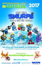 Smurfs UN Main Campaign - Final mic