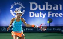 Angelique Kerber, la turneul de la Dubai