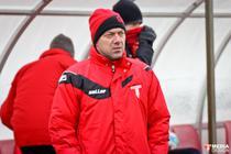 Laurentiu Rosu, antrenorul echipei UTA Arad