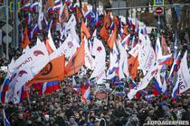 Mars la Moscova in memoria lui Boris Nemtov