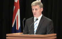 Premierul neozeelandez Bill English