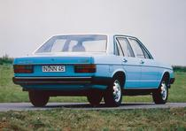 Audi 100 Diesel din 1978