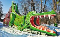 Crocodil 3D