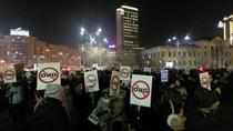 Protestul de vineri din Piata Victoriei