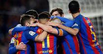 Barcelona, victorie pe Camp Nou