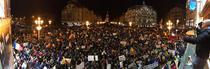 35.000 de oameni sambata noaptea la Timisoara