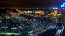 Piata Victoriei 4 Februarie ora 21.30