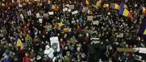 Protestul record de sambata de la Timisoara