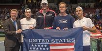 Echipa de Cupa Davis a SUA