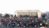 Protest Bucuresti 5 februarie