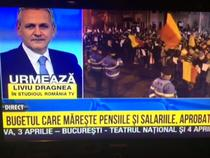 Liviu Dragnea la Romania TV