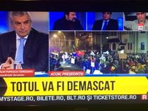 Totul va fi demascat la Romania TV