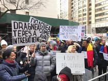 FOTOGALERIE Protest la New York