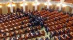 Plecarea parlamentarilor PSD din plen