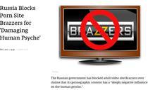 Brazzers, interzis in Rusia