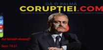 Da o palma coruptiei