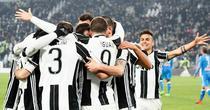 Juventus, victorie cu Napoli