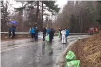 Protest pe Transfagarasan