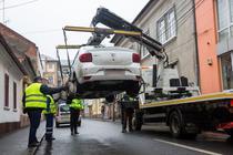 Ridicare masini in Cluj