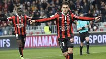 Anastasios Donis, gol pentru OGC Nice