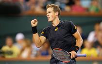 Vasek Pospisil, victorie cu Andy Murray