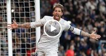 Sergio Ramos, inca un gol important pentru Real Madrid