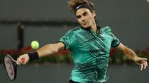 Roger Federer, la Indian Wells