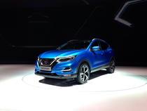 Nissan Qashqai Facelift la Salonul Auto de la Geneva