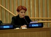Lia Olguta Vasilescu la ONU